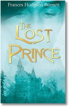 The Lost Prince from Jane Nissen Books - cover image
