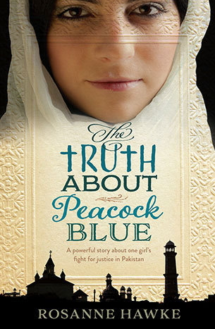 The Truth About Peacock Blue cover image...