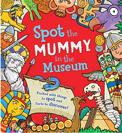 Spot the Mummy in the Museum cover image