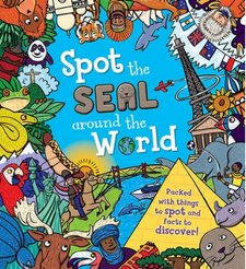Spot the Seal around the World cover image