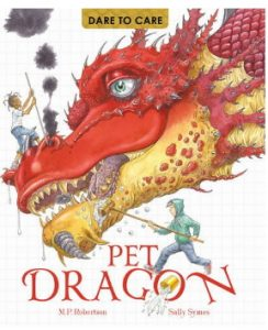 Dare to Care: Pet Dragon cover image
