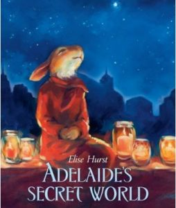 Adelaide's Secret World - cover image and purchase link