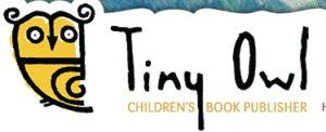 Tiny Owl publishers - logotype image