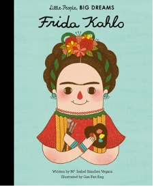 Frida Kahlo - cover image and web link