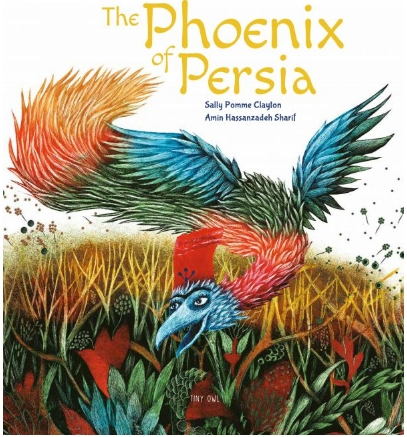 The Phoenix of Persia - cover image and web link